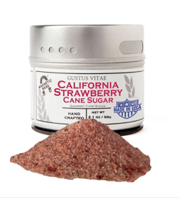 California Strawberry Cane Sugar