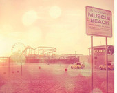 Muscle Beach Photo  // Los Angeles Photography