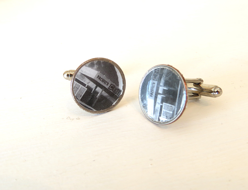 Cinerama Dome LA Landmark Cuff Links