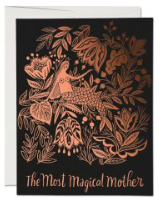 Magical Mother's Day Card