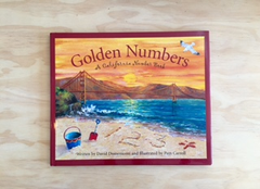 Golden Numbers: A California Number Book