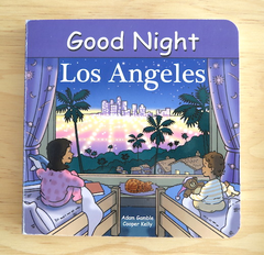 Good Night Los Angeles Board Book