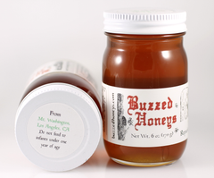 Raw Urban Honey from Mt Washington