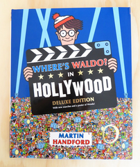 Where's Waldo in Hollywood
