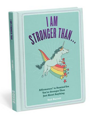 I Am Stronger Than . . . Affirmators!® Book