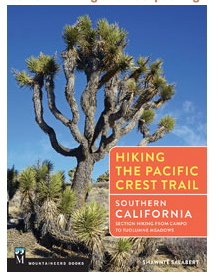 Hiking the Pacific Crest Trail Book book
