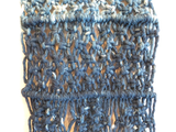 Juniper and Fir Shibori Wall Hangings