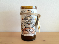 Smog City Coffee Porter Candle
