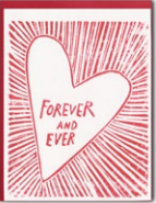 Forever Ever Card