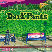 Load image into Gallery viewer, Dark Pants Issue # 4