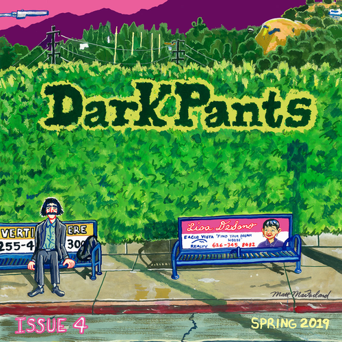 Dark Pants Issue # 4