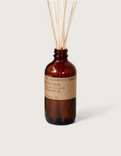 Load image into Gallery viewer, teakwood & tobacco Reed Diffuser