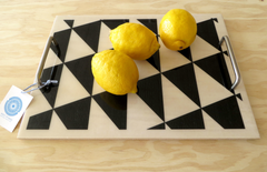 Triangles Serving Tray