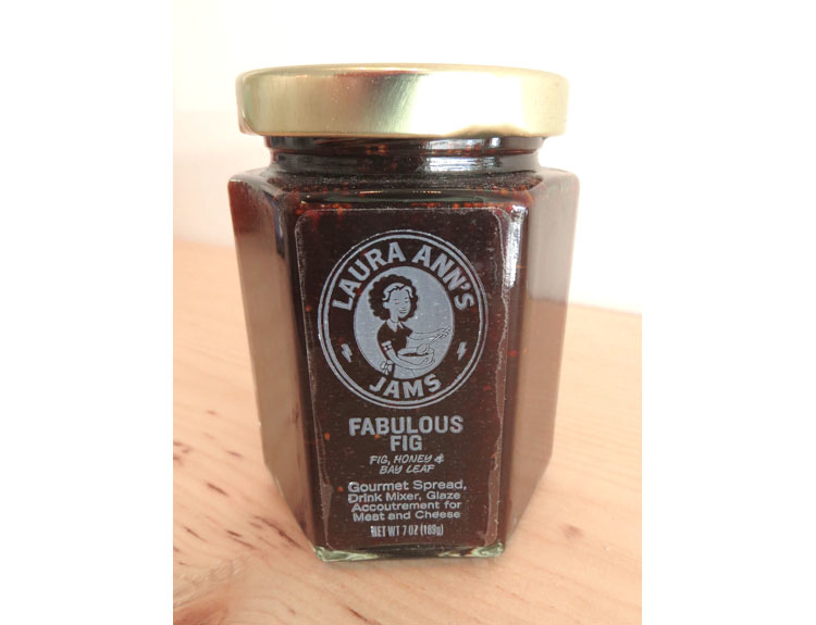 Laura Ann's Fig Jam