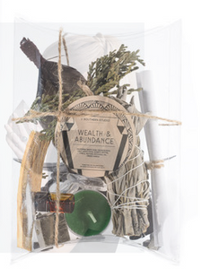 Ritual Kit Wealth