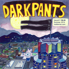 Dark Pants Issue # 1