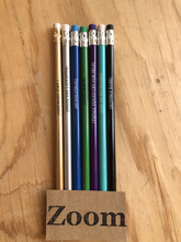 Load image into Gallery viewer, Zoom Pencil Set of 7