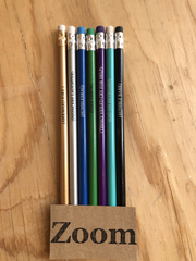 Zoom Pencil Set of 7