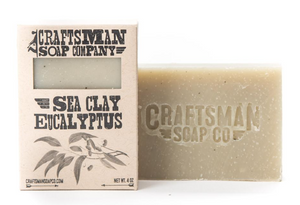 sea clay eucalyptus