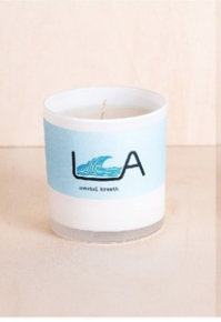 Coastal Breath LA Original Candle