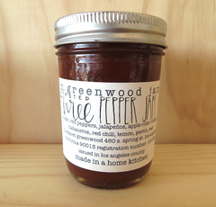 M. Greenwood Roasted Three Pepper Jam