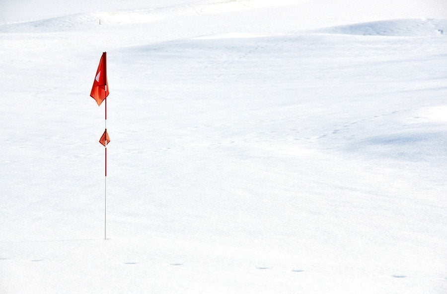 Cold Weather Golfing Tips