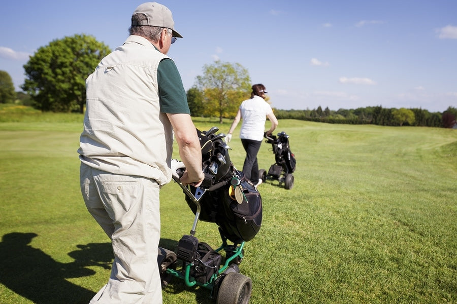3 Ways to Continue Walking the Golf Course During Your Later Years