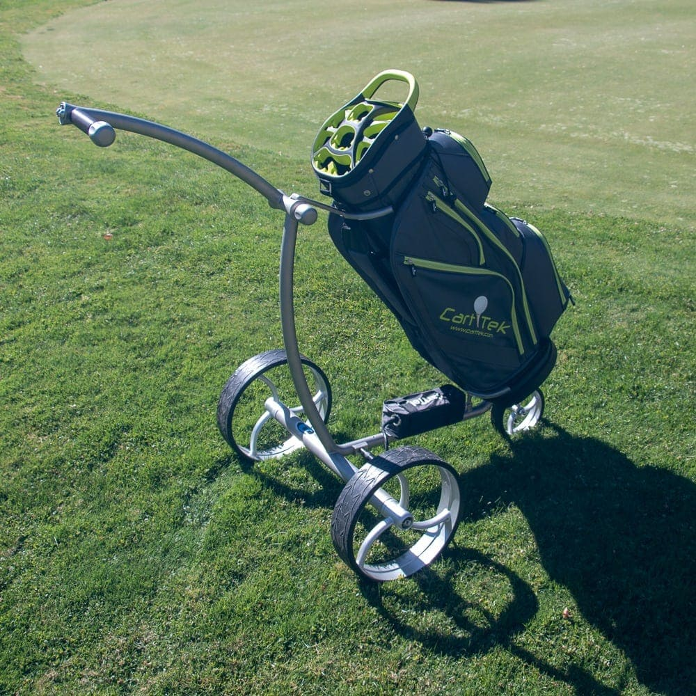 Why Switch to Electric Golf Caddy Carts?