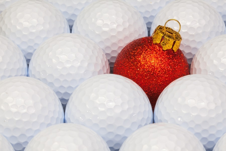 Holiday Gifts for Golfers