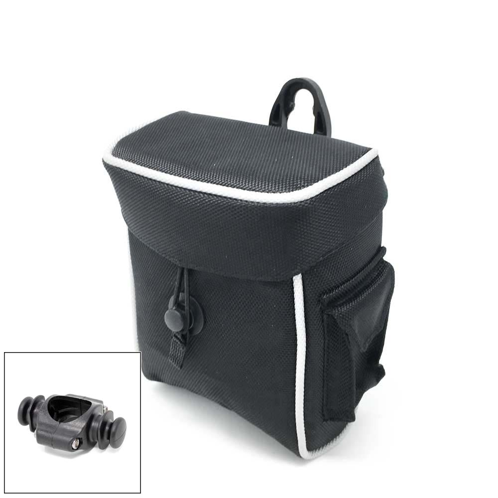 Cart Tek Range Finder Holder Bag with Round Mount.