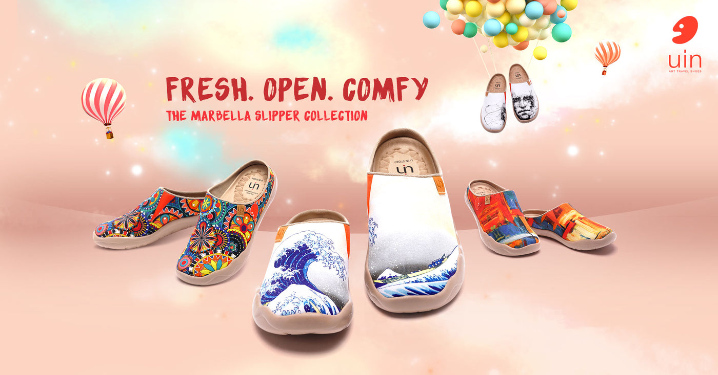Marbella Slipper Kollektion