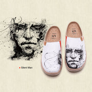 Silent Man Slipper