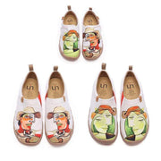 UIN Footwear George & Susie Canvas loafers