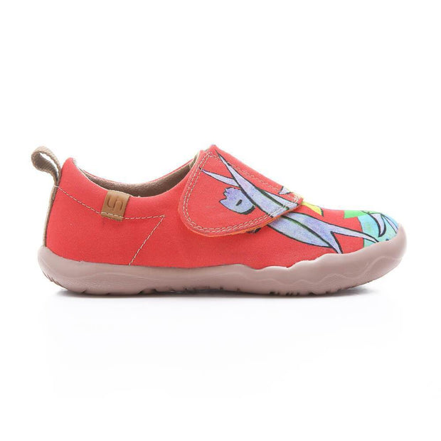 UIN Footwear Kid Beach Game Canvas loafers
