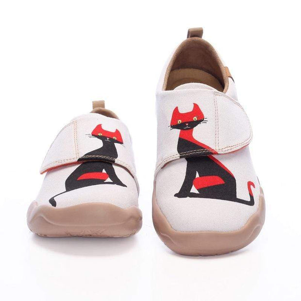 UIN Footwear Kid Muen Canvas loafers