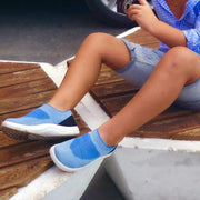 UIN Footwear Kid Sicily Canvas loafers