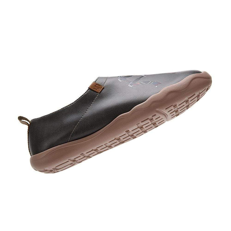 UIN Footwear Men Born Piper Canvas loafers