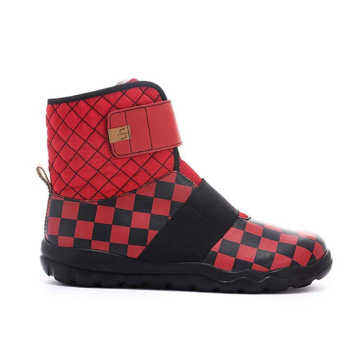 Halifax Red Women Boots