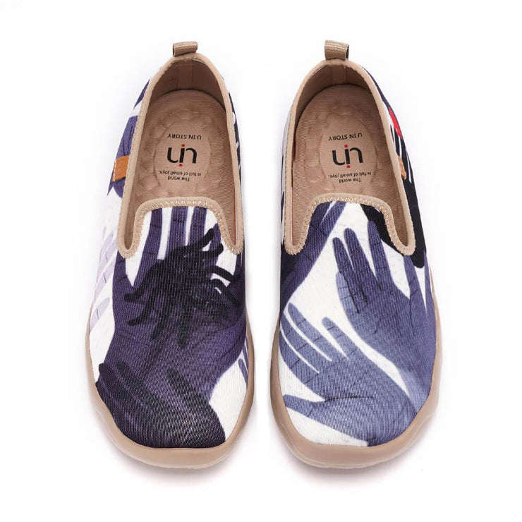 UIN Footwear Men My Pet Canvas loafers