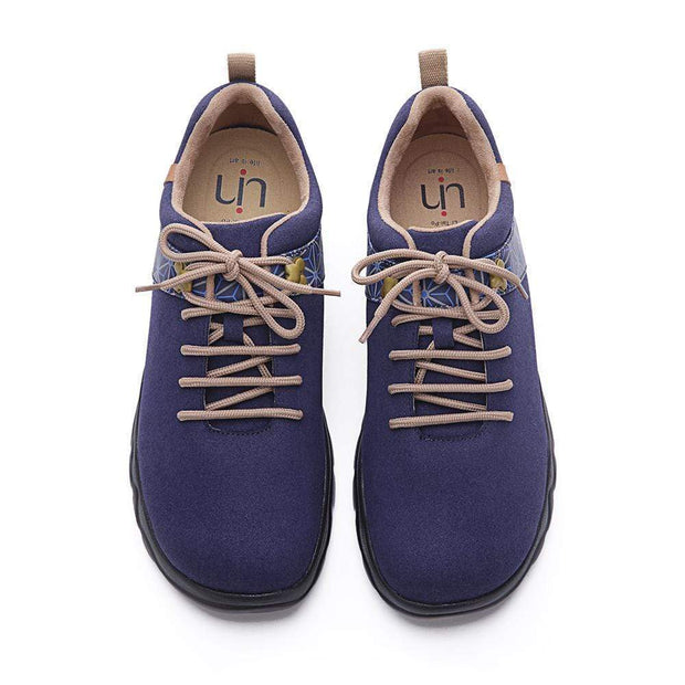 UIN Footwear Men Quebec Canvas loafers