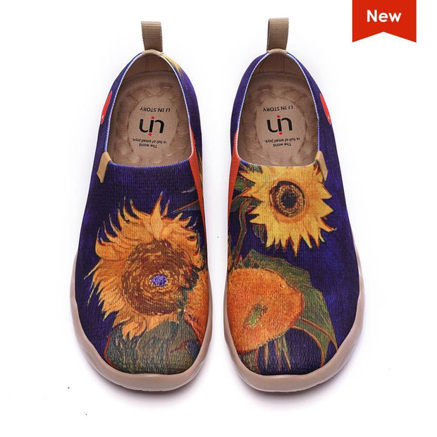 UIN Footwear Men Sunflower Canvas loafers