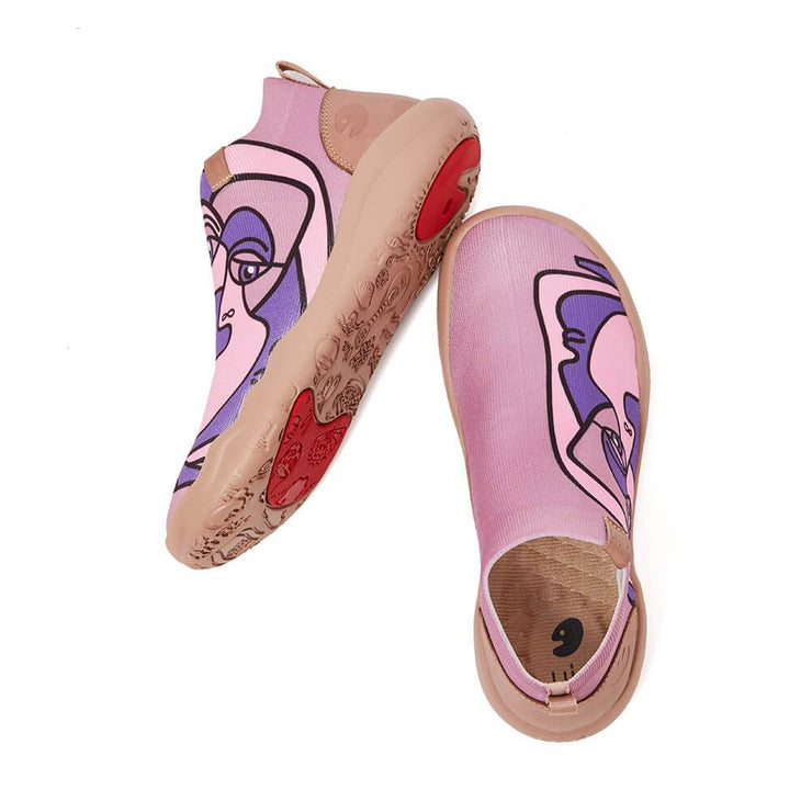 UIN Footwear Women (Pre-sale) The New Us Women Canvas loafers