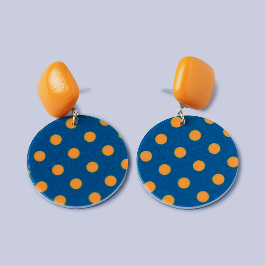 Fun Dotty Earrings