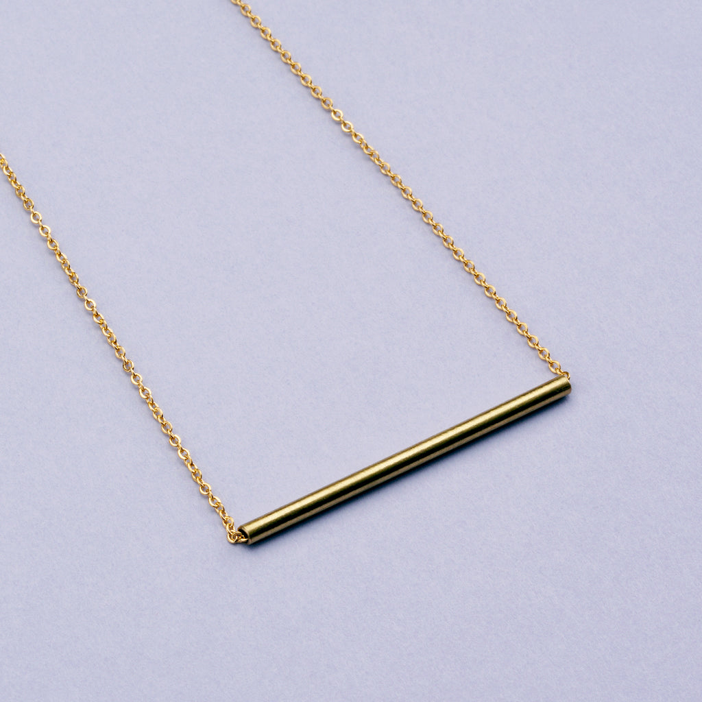 Pine Necklace