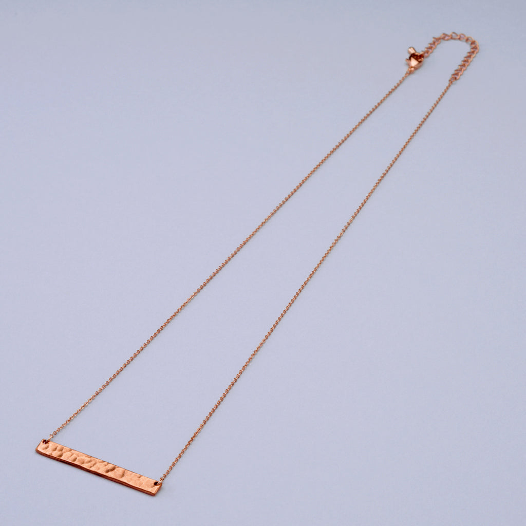 Balance Necklace Copper/Brass