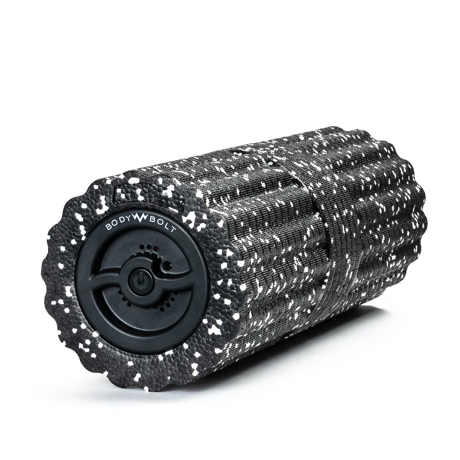 Vibrating Foam Roller: Relaxed Recovery