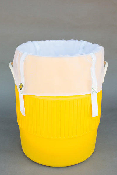 The Brew Bag® - a mash tun filter for Coolers - Round
