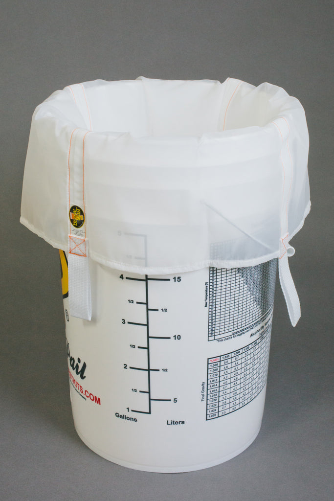 The Brew Bag® - Coffee / Infusion Bag - 60 Micron