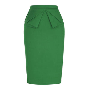 Grace Karin High Stretchy Pencil Skirt