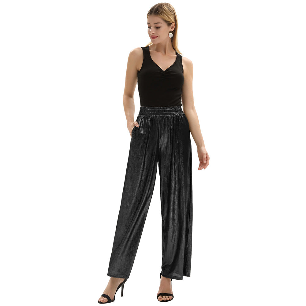 Load image into Gallery viewer, Grace Karin Wide Leg Flared Pants